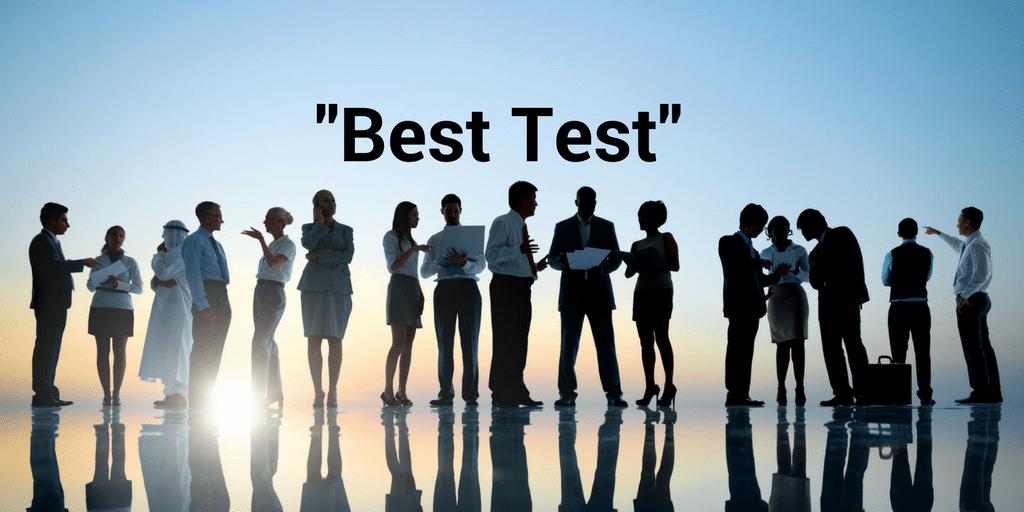 Servant Leadership Workplace-Best Test