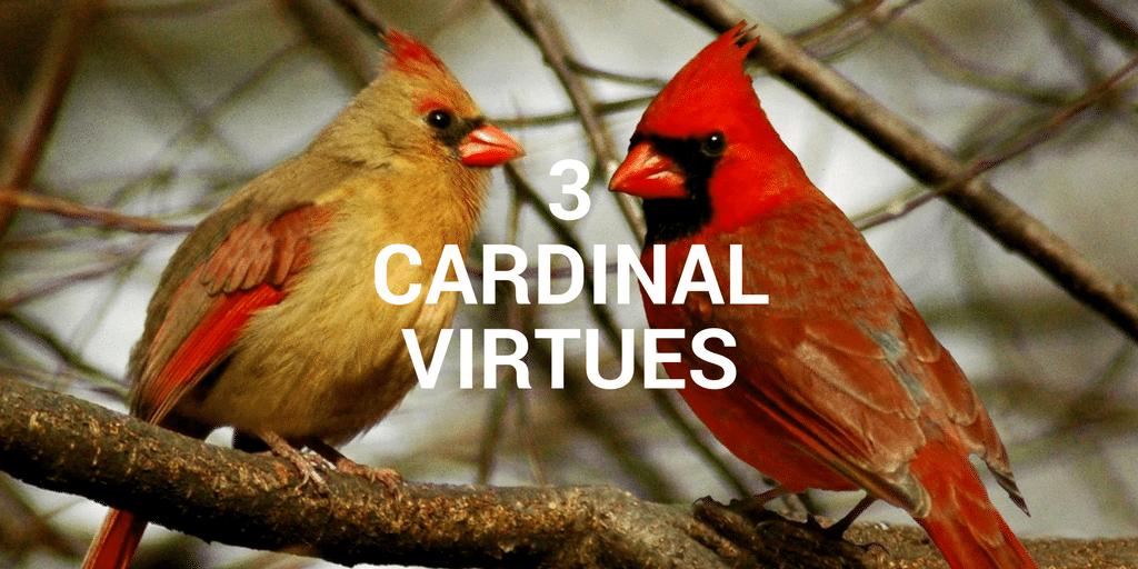 Servant Leadership Workplace-Cardinal Virtues