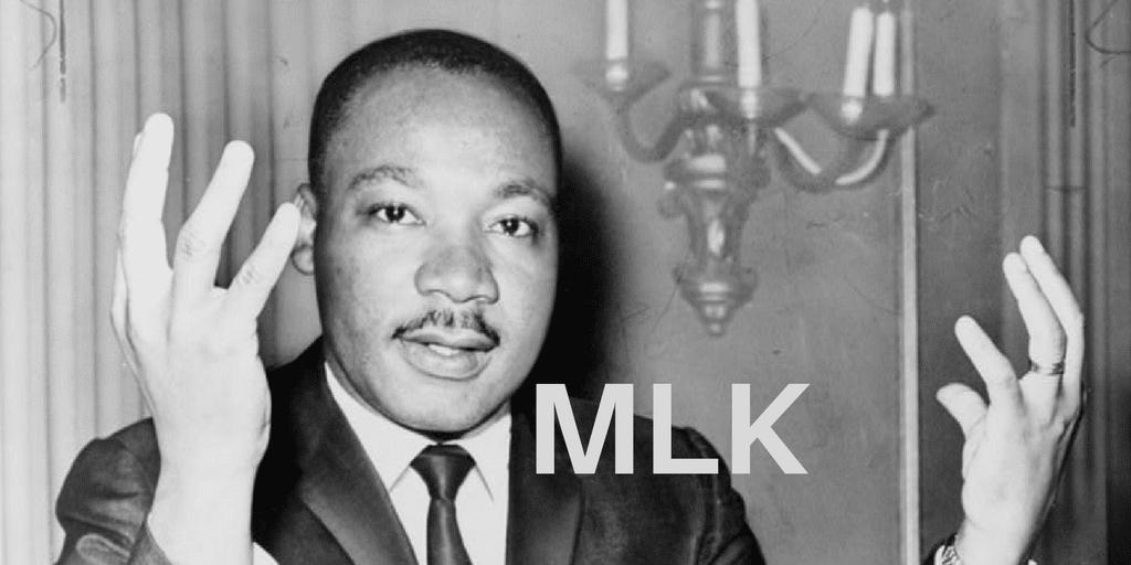 servant leadership workplace MLK