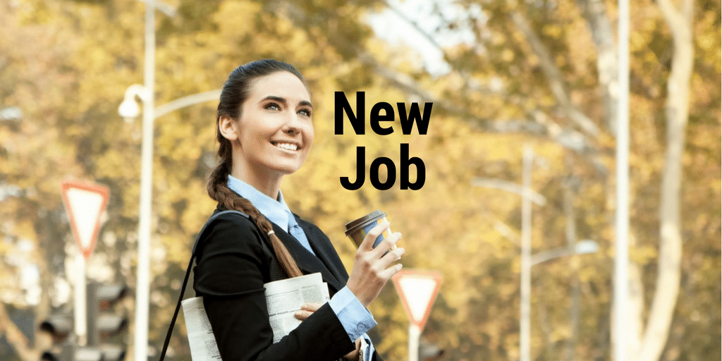 Servant Leadership Workplace-New Job