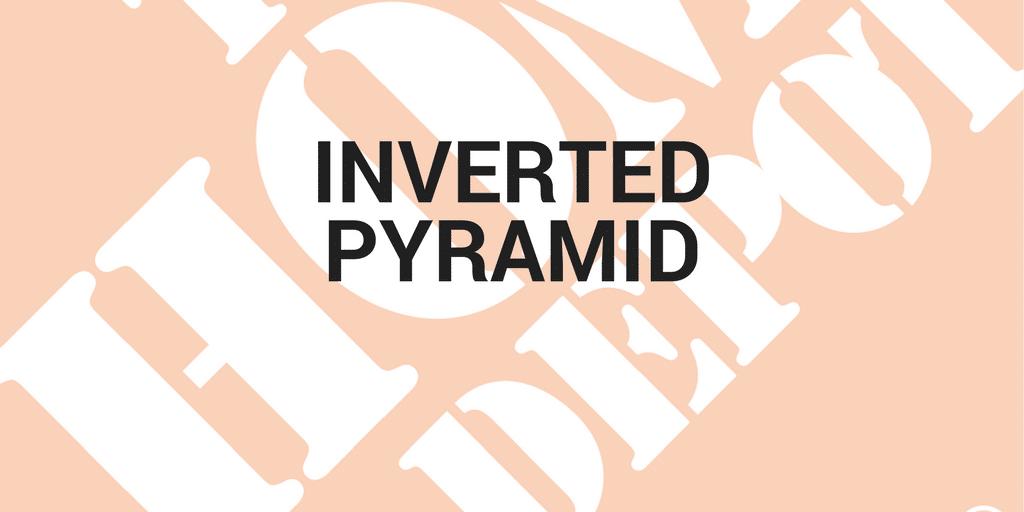 Servant Leadership Workplace-Inverted Pyramid