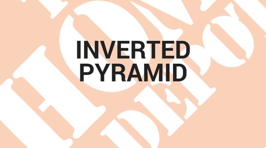 Inverted Pyramid at The Home Depot