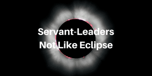 Servant Leadership Workplace-Eclipse
