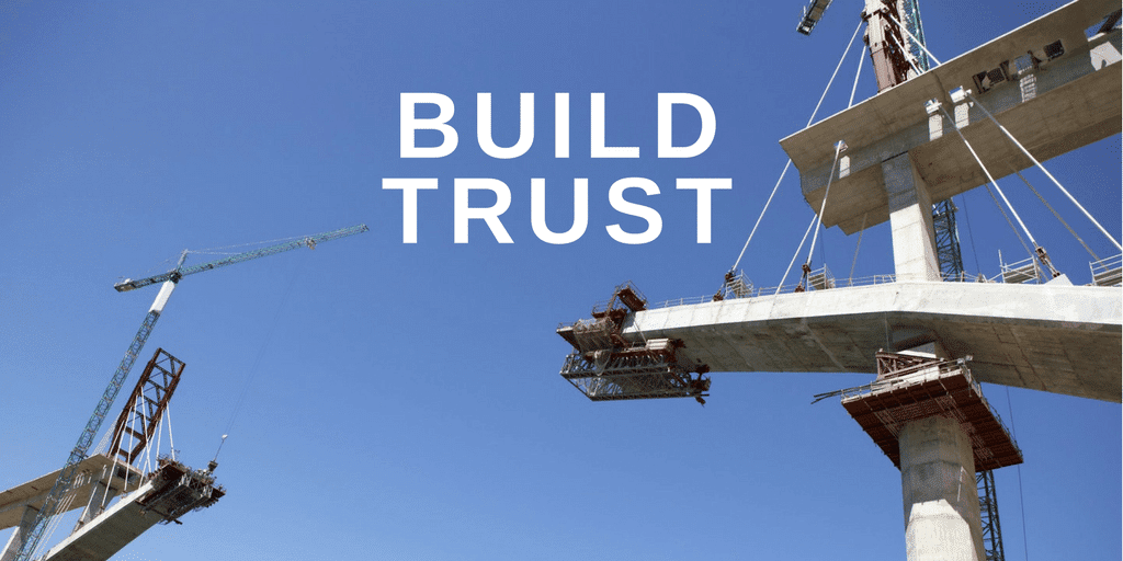 Servant Leadership Workplace-Build Keep Trust
