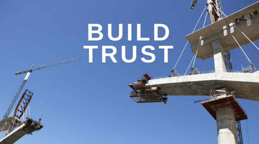 5 Ways Servant-Leaders Build and Keep Trust at Work