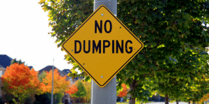 Servant Leadership Workplace-No Dumping