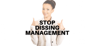 Servant Leadership Workplace-Dissing
