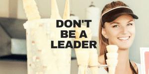 Servant Leadership Workplace-Ice Cream