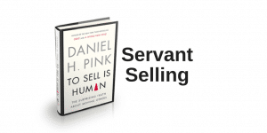 Servant Leadership Workplace-Servant Selling