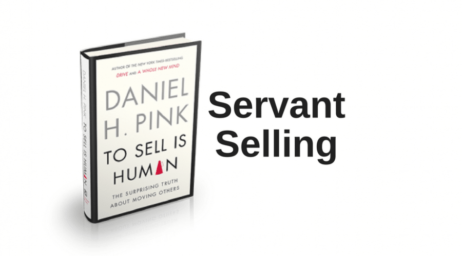 """Servant Selling"" – Thought-Provoking, No?"