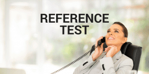 Servant Leadership Workplace-Reference Test