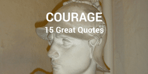 Servant Leadership Workplace-Courage Quotes