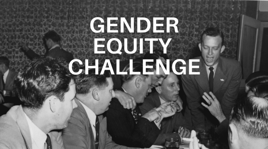 Let's Meet the Gender Equity Challenge of Servant Leadership