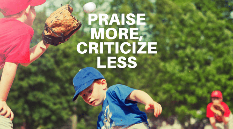 Servant-Leaders Praise More, Criticize Less